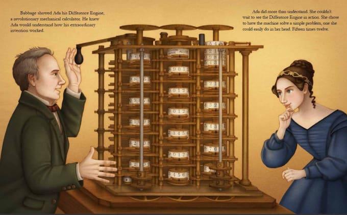 Ada Lovelace, the First Computer Programmer | 01