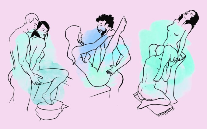 great sex positions with pictures