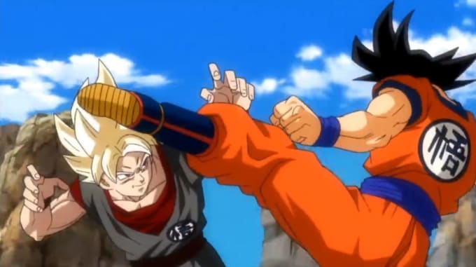 Dragon Ball Heroes Always Had Fan Service And It Tried To Appease The Audience In Terms Of What Ifs Combing Certain Characters