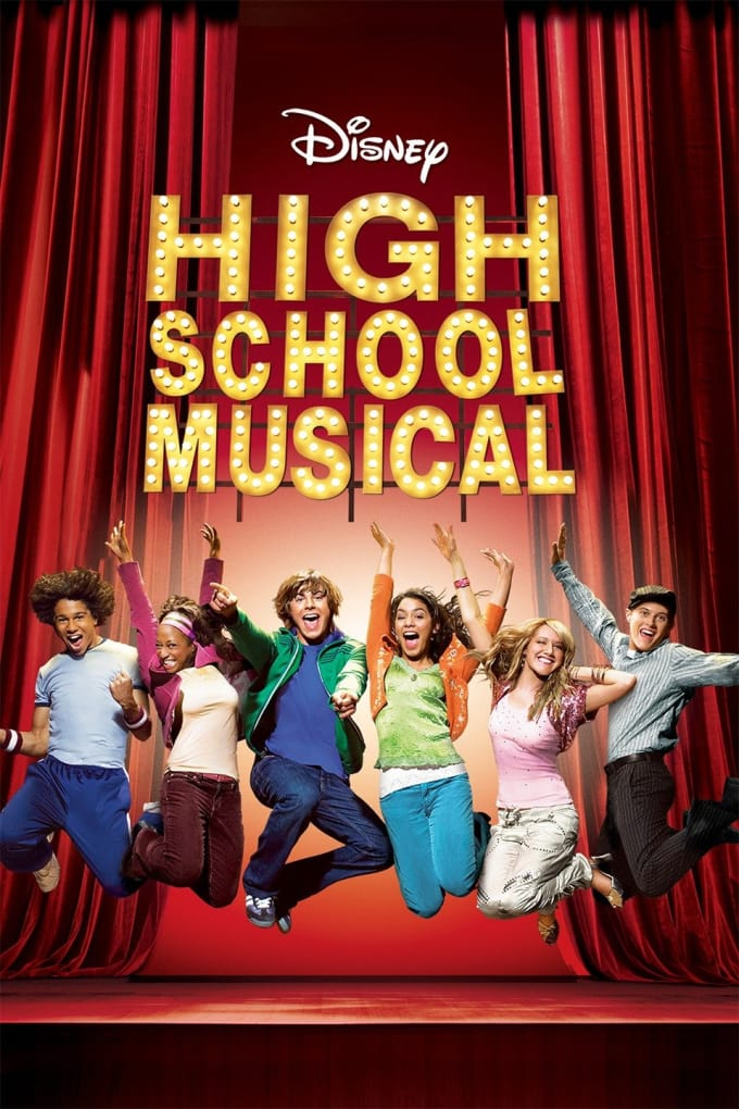 High School Musical, Heathers, Spring Awakening, and Young