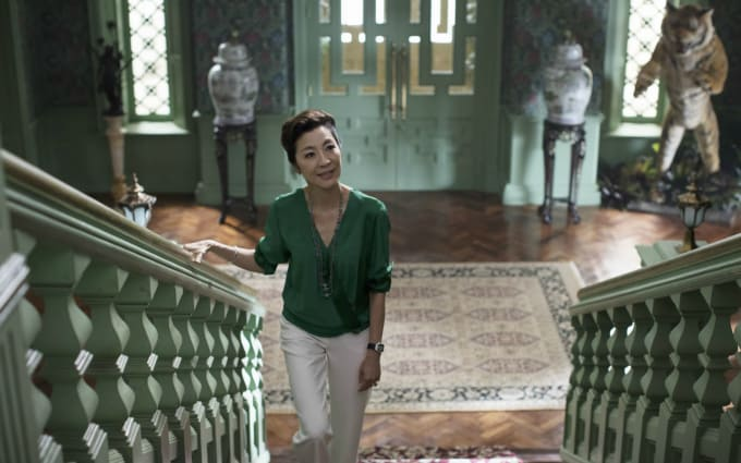 5 Must-See Michelle Yeoh Movies Besides 'Crazy Rich Asians'