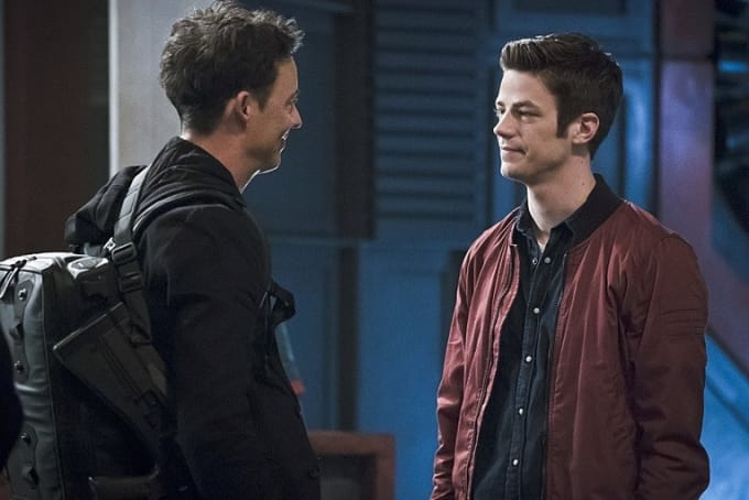 harrison wells earth 2 first appearance