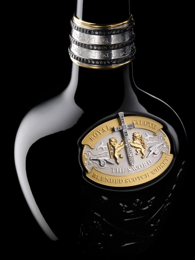 Elegant And Sleek The Tribute To Honor Often Ends Up Being In Lists Featuring Most Expensive Drinks World It S Easy See Why