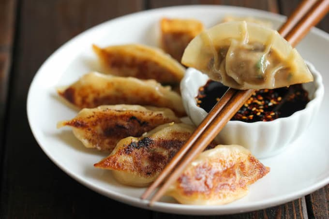 10 chinese food recipes you can make at home feast to start off our list of the best chinese food recipes cookingchanneltv has the perfect recipe for potstickers however this recipe requires quite a bit forumfinder Choice Image