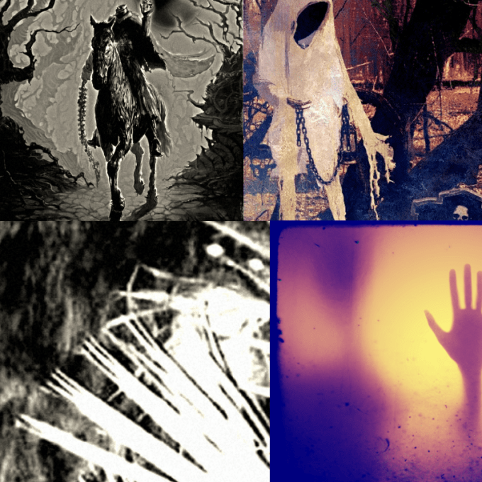 Top 10 Scariest Monsters of Legends | Horror
