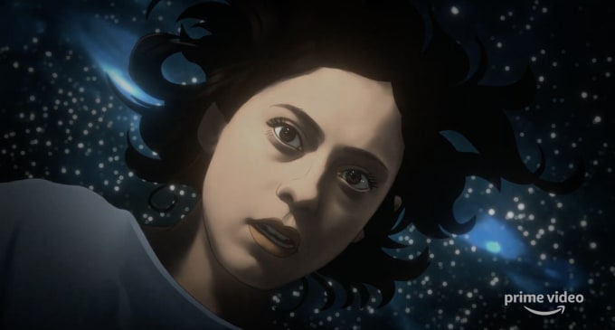 Rose Salazar Takes Audiences on a Wild Animated Odyssey Through Time, Space, and Reality in 'Undone' Series