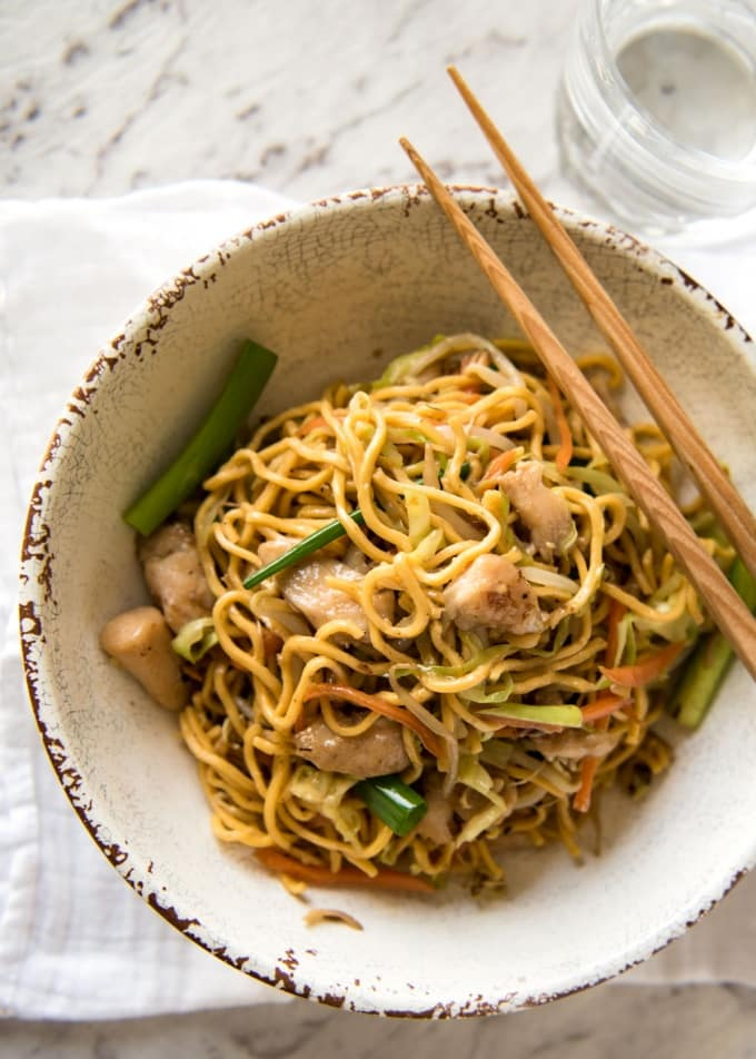 10 chinese food recipes you can make at home feast chow mein forumfinder Gallery