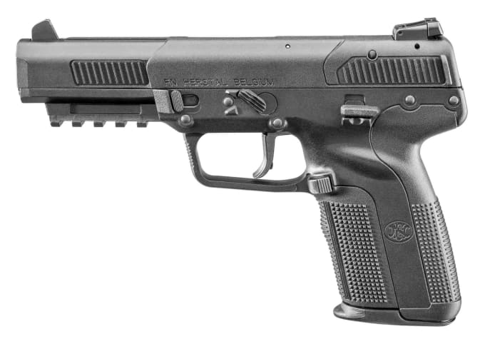 This Gun Is Famed For Its Ability To Penetrate Many Types Of Body Armor Futuristic So Powerful That United States Civilians Can Only Purchase