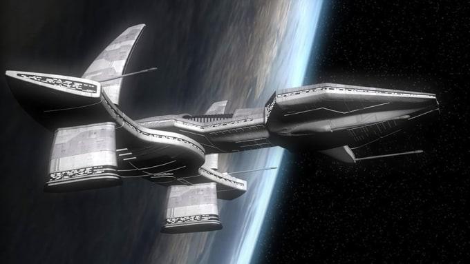 Coolest Sci Fi Spaceships Futurism