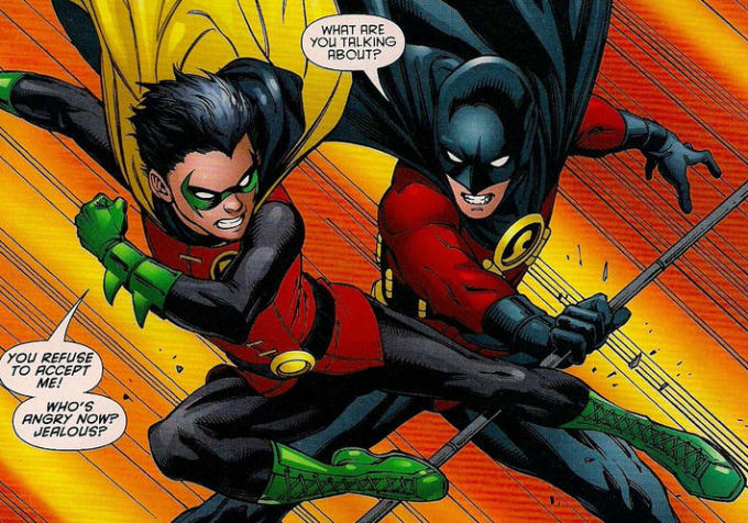 """Which Robin will appear in the DCEU's """"The Batman"""" and"""