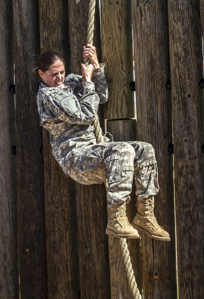 Basic Training Photos >> How To Make It Through Basic Training As A Female Serve
