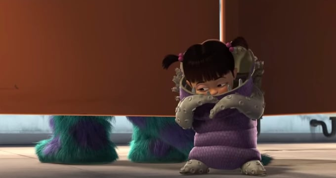 Pixar Theory: Who Are Boo's Parents? | Geeks