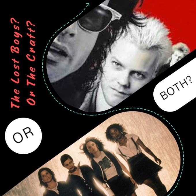 Nostalgic 'The Lost Boys' and 'The Craft' Revived, and We're Giddy