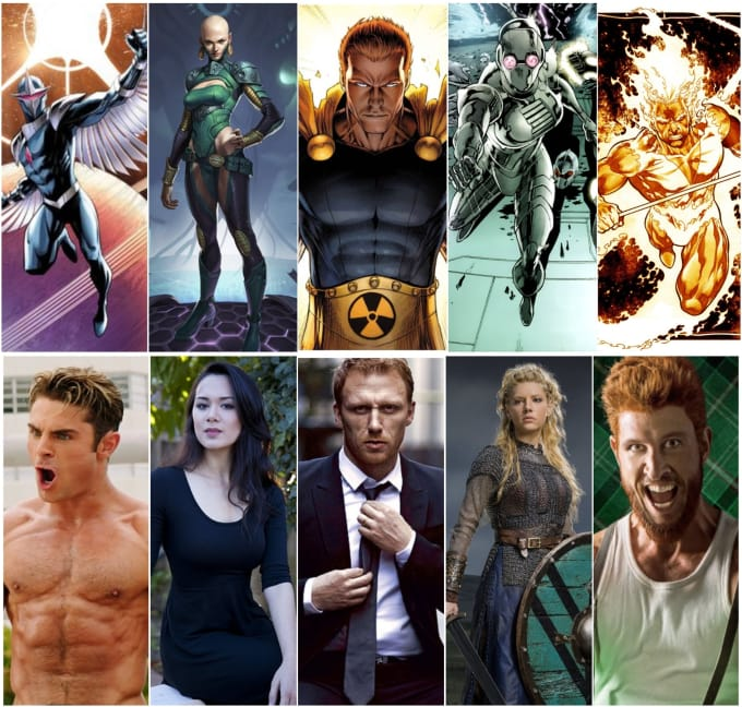 Casting Marvel's Cosmic Heavy Hitters in the Wake of the