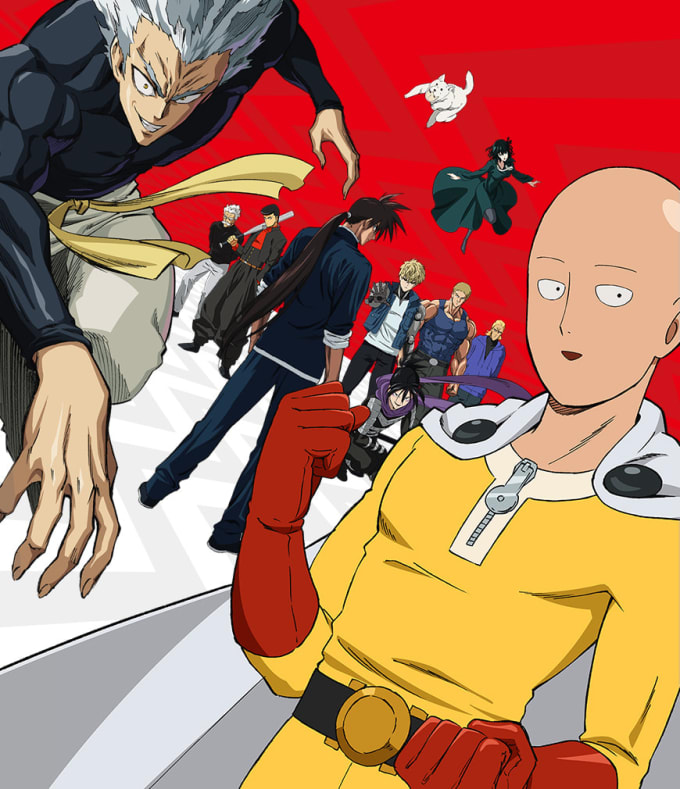 Watching 'One Punch Man' Season 2 | Geeks