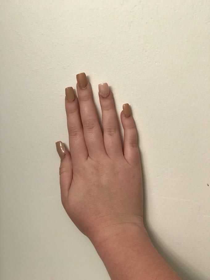 DIY Perfect Acrylic Nails at Home | Blush
