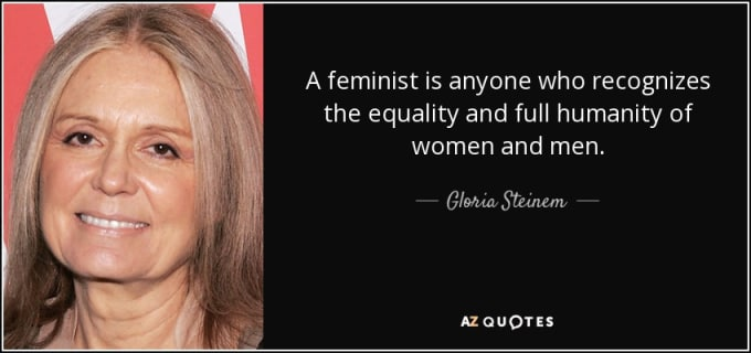 Top Inspirational Feminist Quotes Of All Time Viva