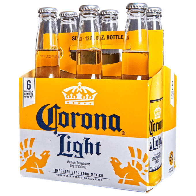 Corona Light U2014 105 Calories