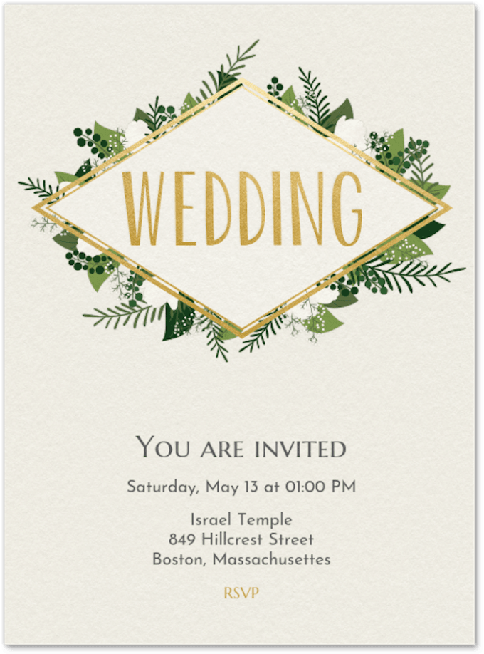 Cheap Wedding Invitations Online.10 Affordable Online Wedding Invitations We Absolutely Love Marriage