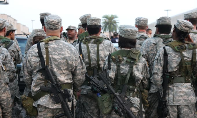 Pros and Cons of the National Guard | Serve