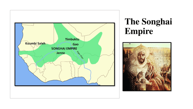 Songhai Africa Map.The Songhai Empire The Golden Medieval African Civilization The Swamp