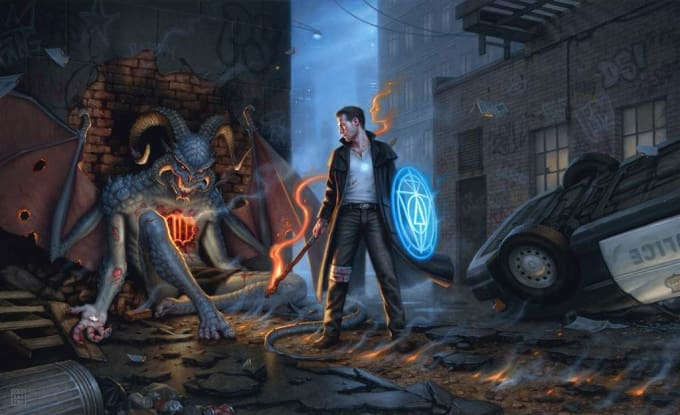 Why 'The Dresden Files' Are the Best | Geeks