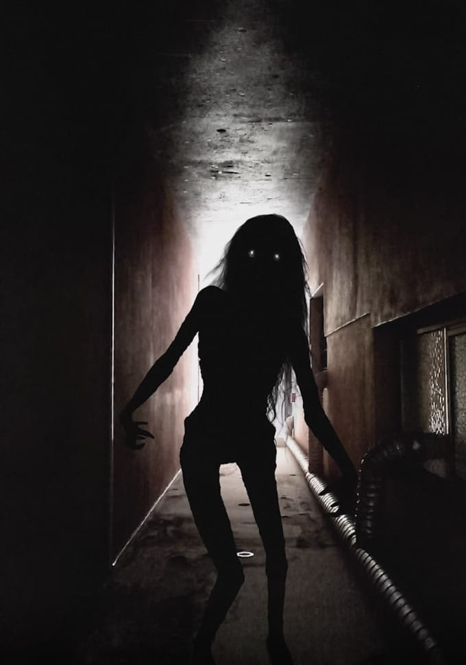 Diana From Lights Out Horror