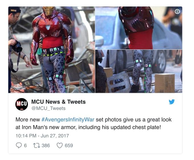 Avengers: Infinity War': Did Pepper Potts Help Tony Stark