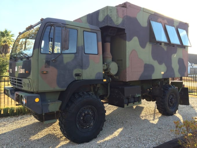 Used Military Vehicles You Can Buy for Your Own Use | Serve