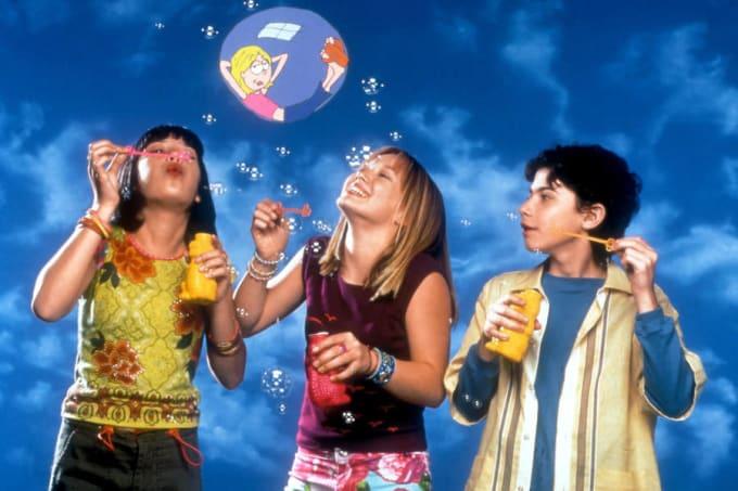 zetus lapetus freeform to air early 2000s disney shows geeks