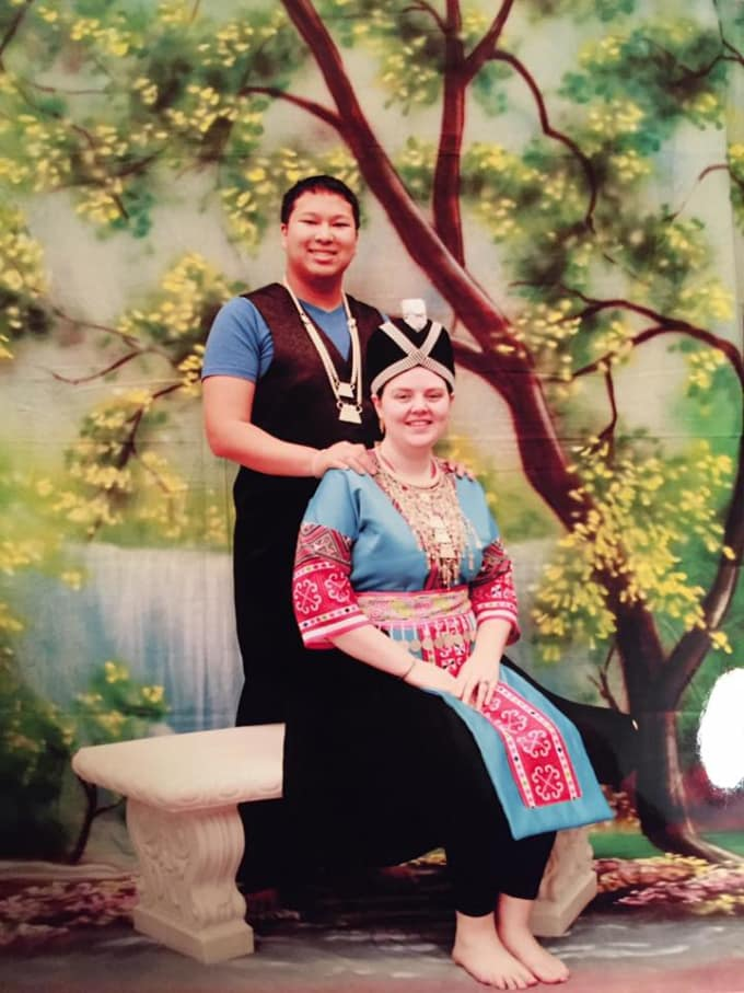 hmong dating other race