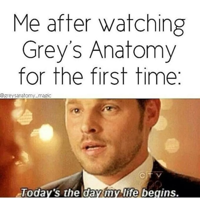 15 Greys Anatomy Memes Any Fan Can Painfully Relate To Geeks