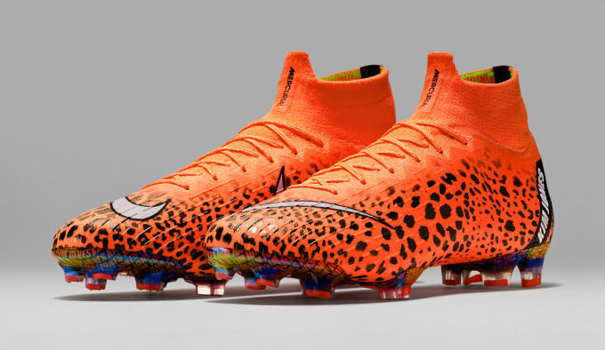 b6ff34be456 Their impressive lineup of soccer cleats includes names such as Mercurial  Superfly