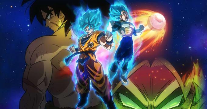 Dragon Ball Super Broly Movie Update English Dub Premiere Date
