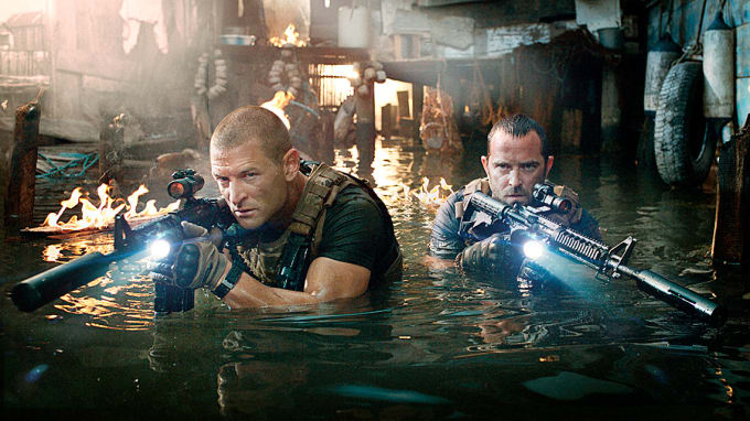 Strike Back Is The Reason I Love Television! | Geeks