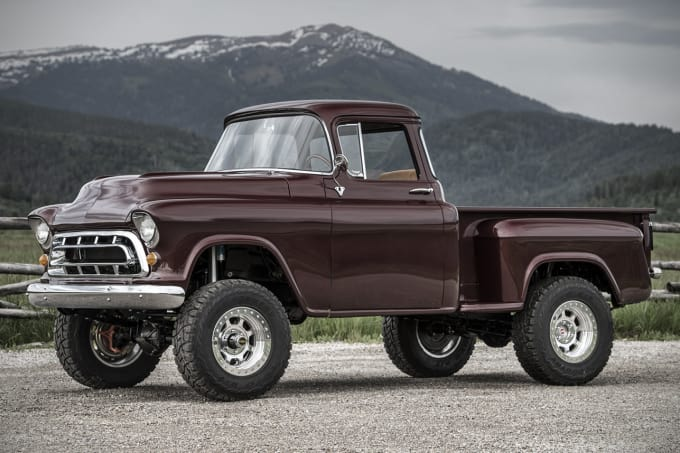the greatest pickup trucks of all time wheel. Black Bedroom Furniture Sets. Home Design Ideas