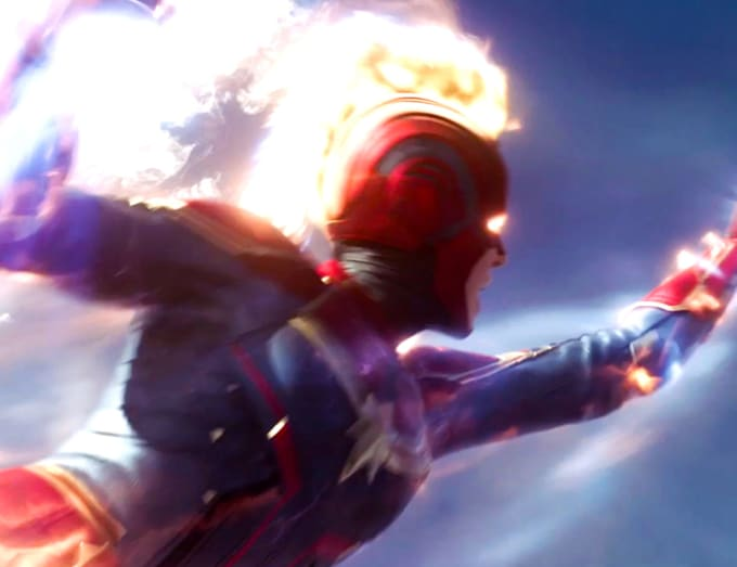 Spoilers and Theories: Captain Marvel and Her Impact in 'Avengers