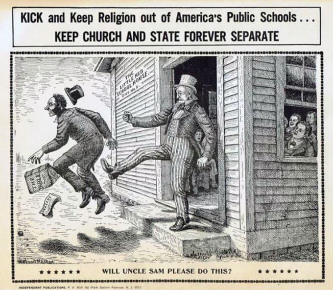 Anti-Christian Is Not Anti-American
