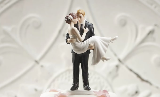 10 Cute Wedding Cake Toppers Youll Want To Buy Marriage