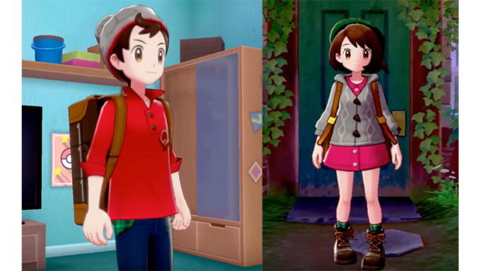 Pokemon Sword And Pokemon Shield Welcome To The Galar Region All
