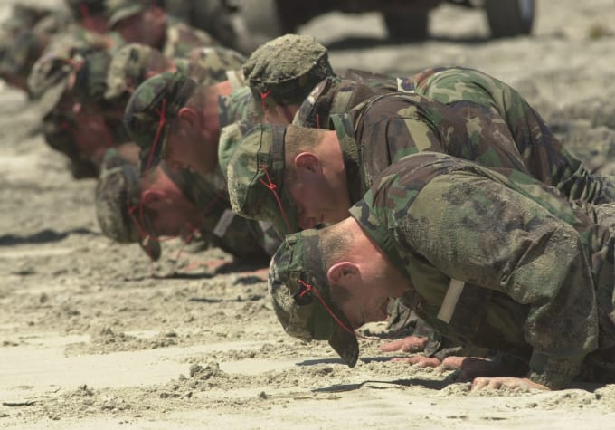 What to Know About Navy SEAL Training   Serve