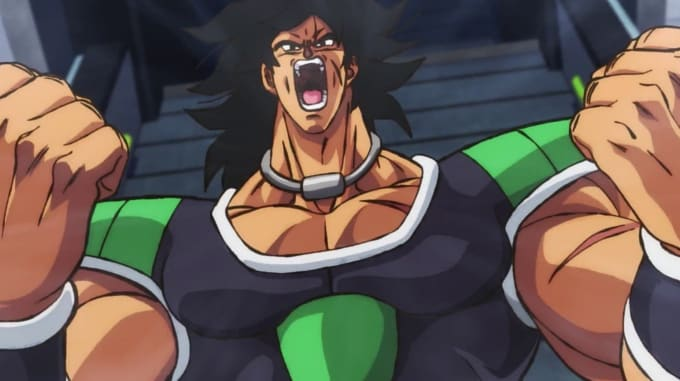 Dragon Ball Super Broly Movie News Broly Is Stronger Than