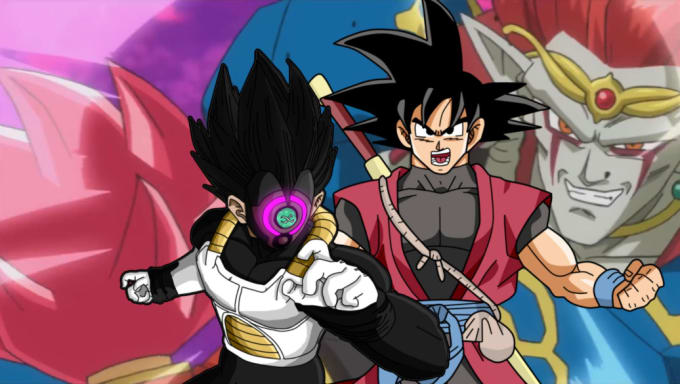 Here Are 7 Reasons To Be Excited About The DB Heroes Anime Image Credit DragonBallHeroes