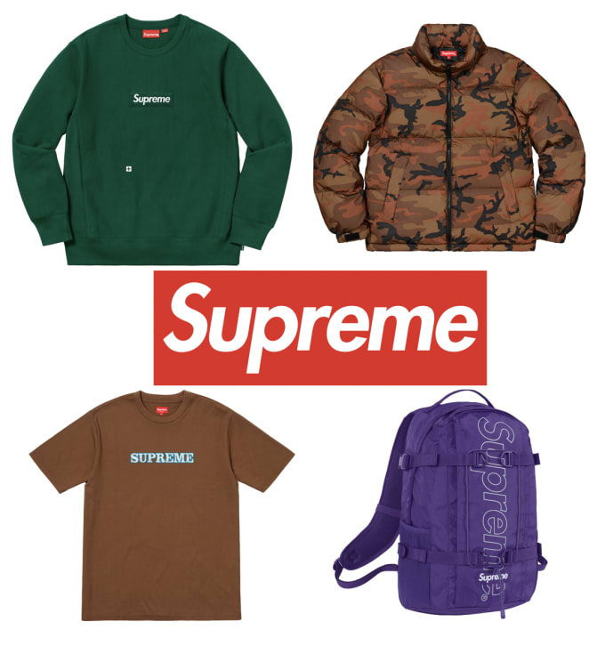 Supreme is the famous skate brand adored by Hypebeasts for its unique style  and collaborations with artists and brands alike. While on the other hand,  ... d9dcb6d720e