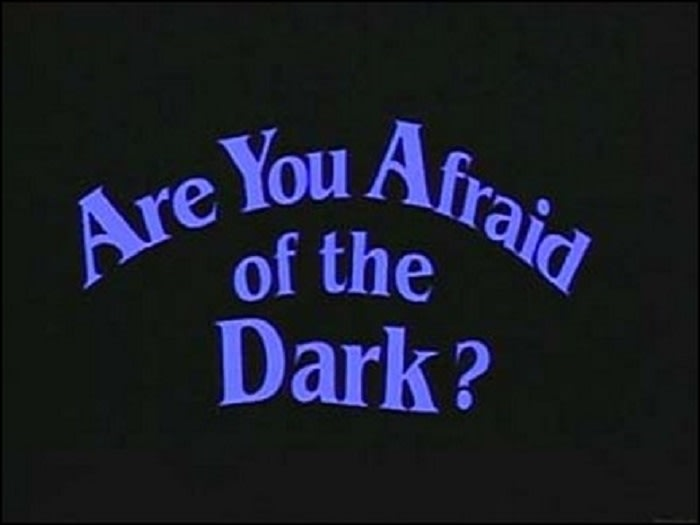 Classic Nickelodeon Show Are You Afraid Of The Dark Will