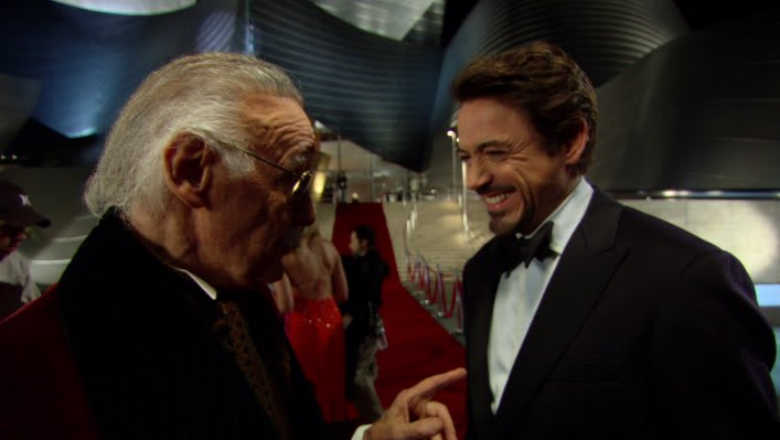 Bruce Auto Parts >> Why Stan Lee Says That Robert Downey Jr. Is The Only (Iron ...