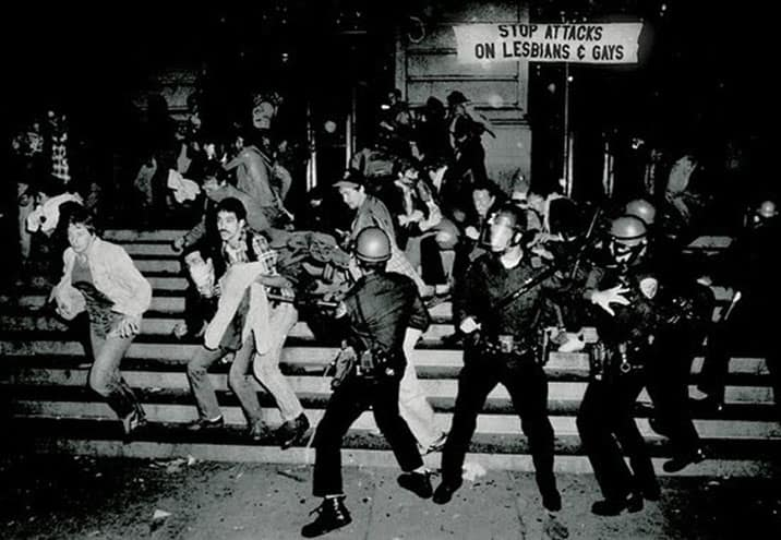 Image result for the stonewall riot