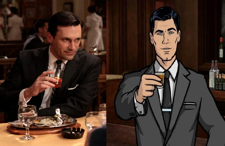 archer producers want jon hamm to play sterling archer in the live