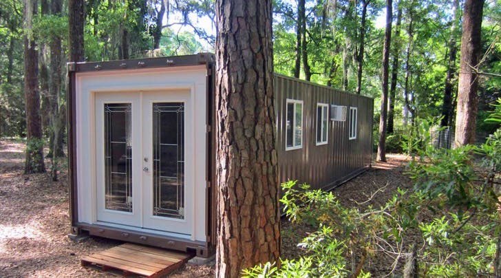 8 Unique Tiny Houses You Can Order On Amazon Right Now Lifehack