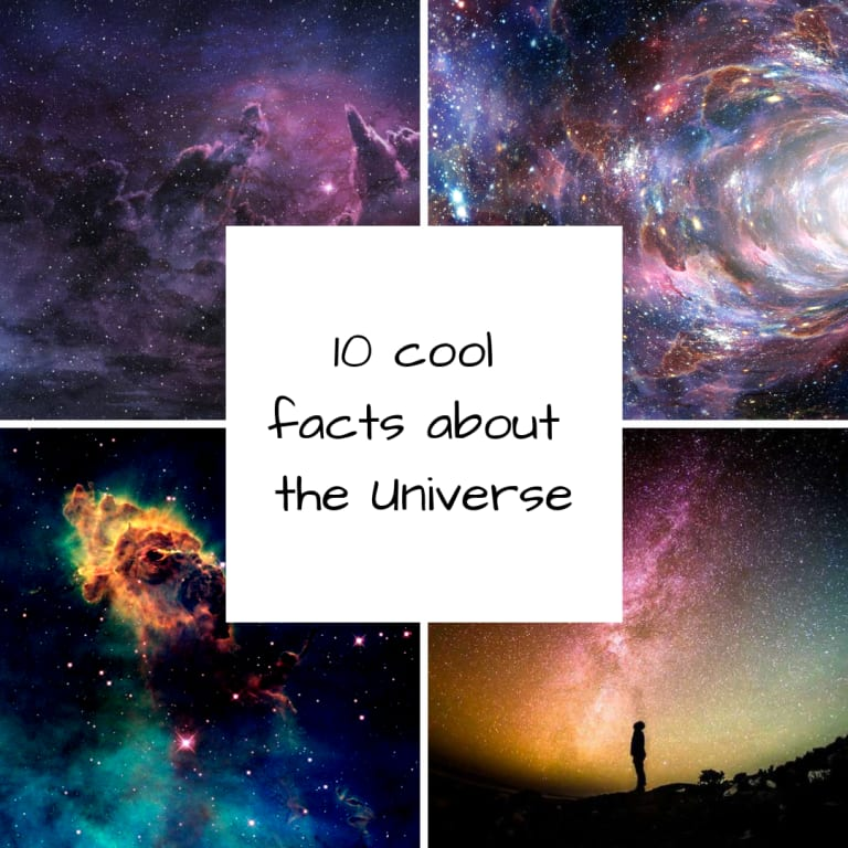 10 Cool Facts About the Universe